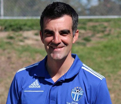Felipe settling well at SMFC and Australia