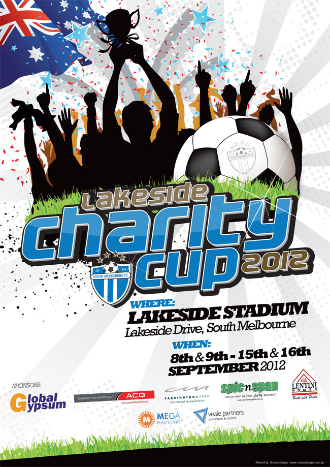 Lakeside Charity Cup Home South Melbourne Fc Lakeside