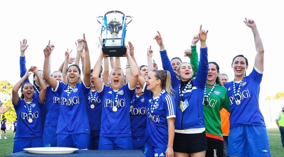 2015 WPL Champions