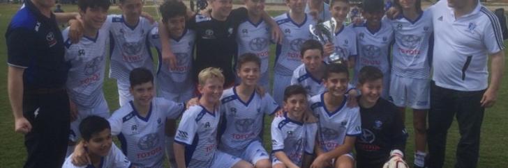 U13 Champions 2016