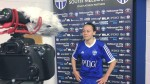 Rebecca Lee talks to SMFC TV