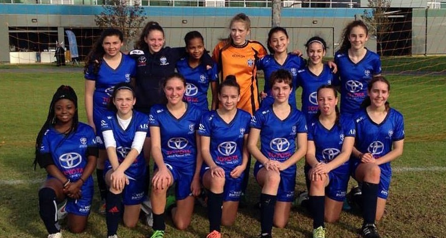SMFC U16 Girls v Glen Waverley