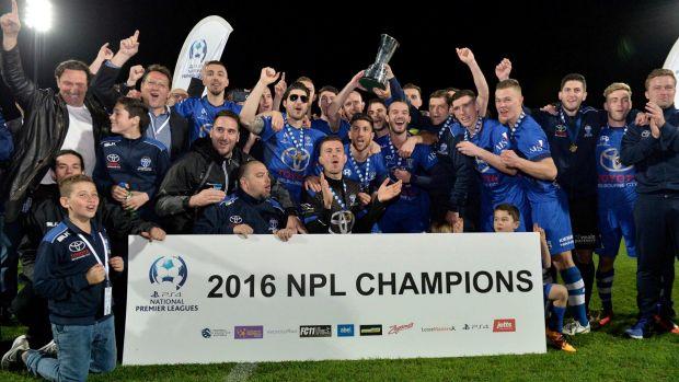 2016 NPL Victoria Champions