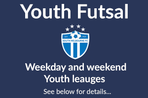 Lakeside Futsal - Youth Futsal
