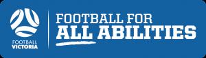 Football Victoria logo - All Abilities Football