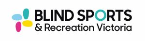 Blind Sports & Recreation Victoria logo - Blind Football