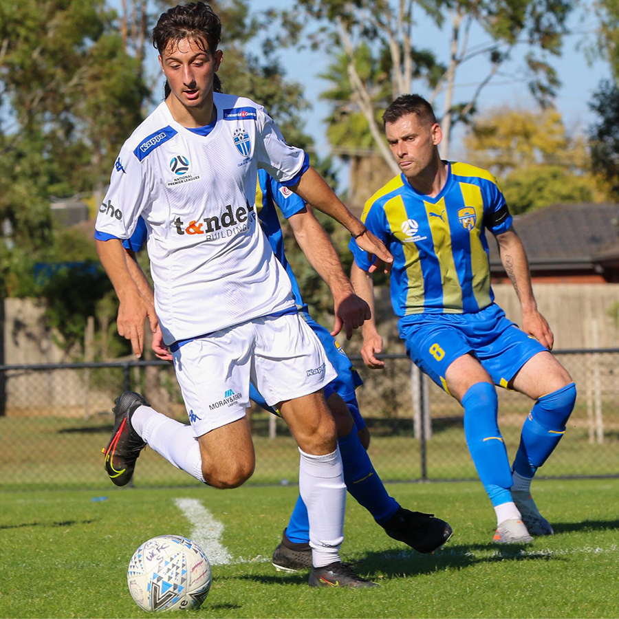 South Melbourne FC - FFA Cup - Yianni Panakos